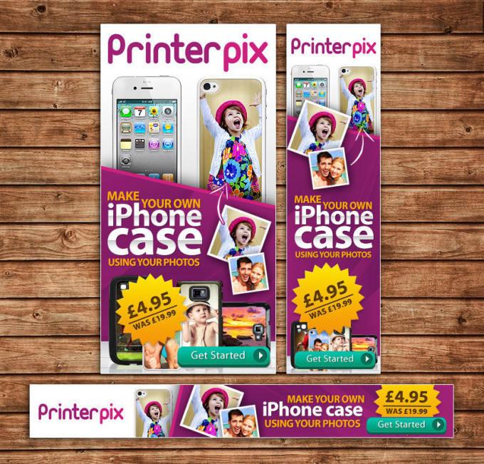 Design your banner/web banner/Cover Photo,Header,slider Etc