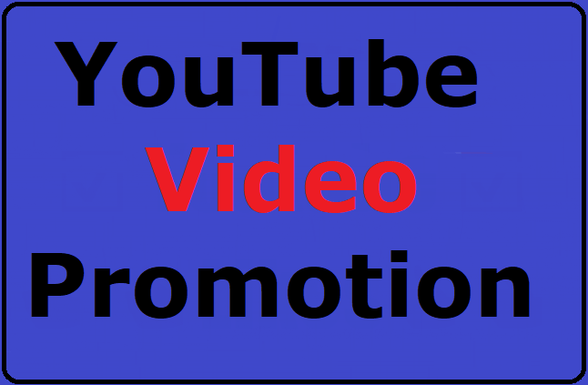 Youtube video promotion Package instant start