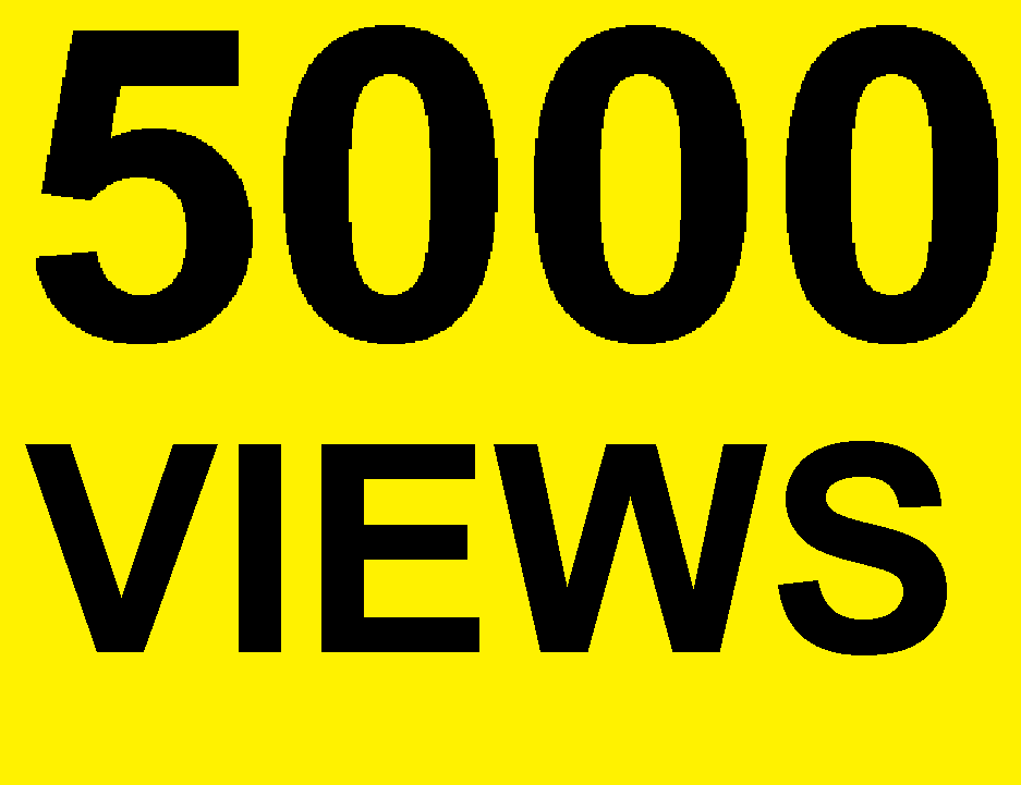 5000 Natural High Retention Youtube Views Real Traffic