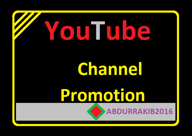 Instant start YouTube video promotion service for real User just