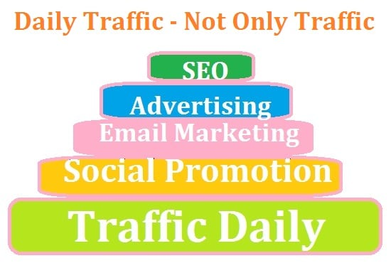 traffic AnD SEO Advertising Social promotions likes followers For Your Business