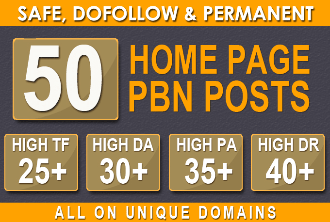 Build, High Quality 50 PBN Backlinks,To Website Improving