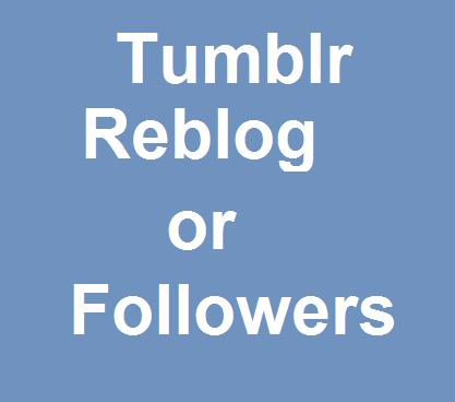 get you 50 High Quality USA Based tumblr reblog
