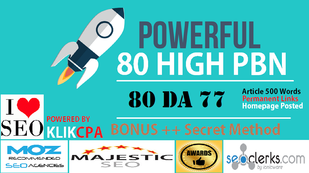80-PowerFul-High-PBN-Permanent-Manual-PA-60-Homepage-PBN-Links