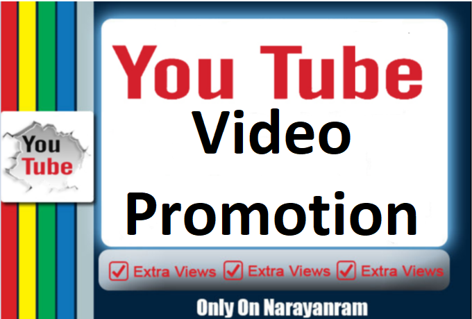 YouTube Video Promotion Social Media Marketing Via Ads