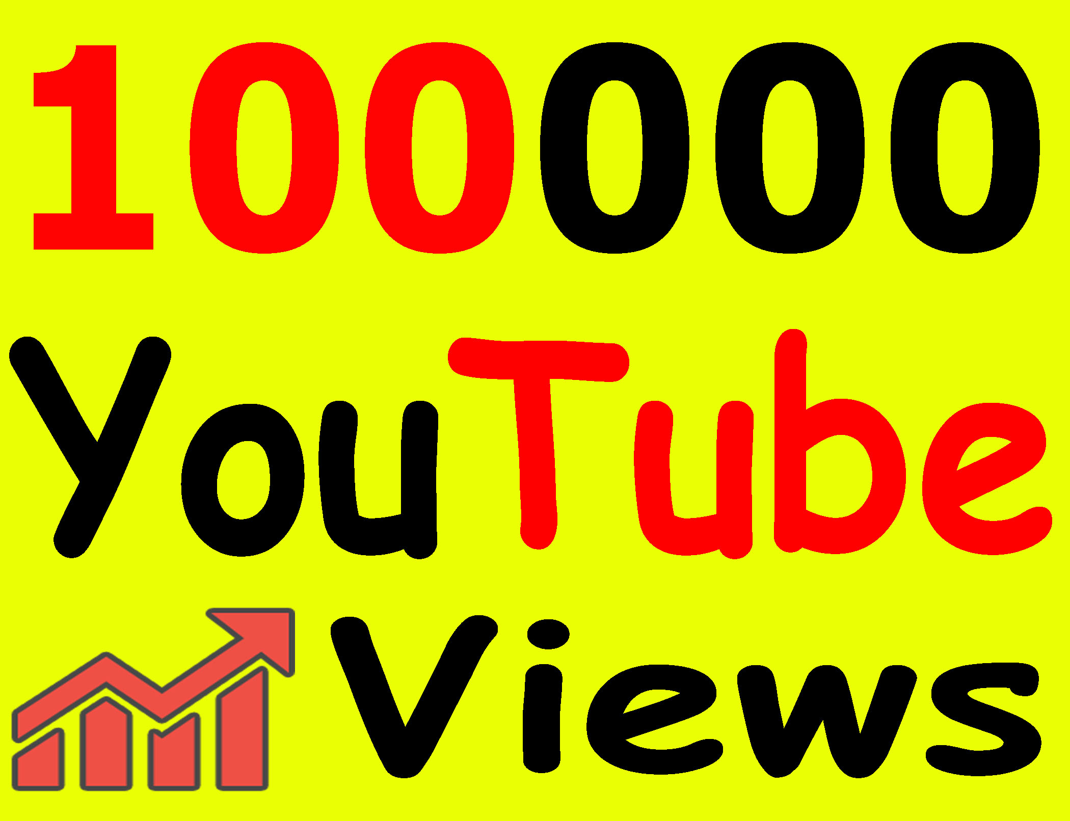 Give 100,000+ Views Full Retention Safe Lifetime Guarantee with bonus Li kes