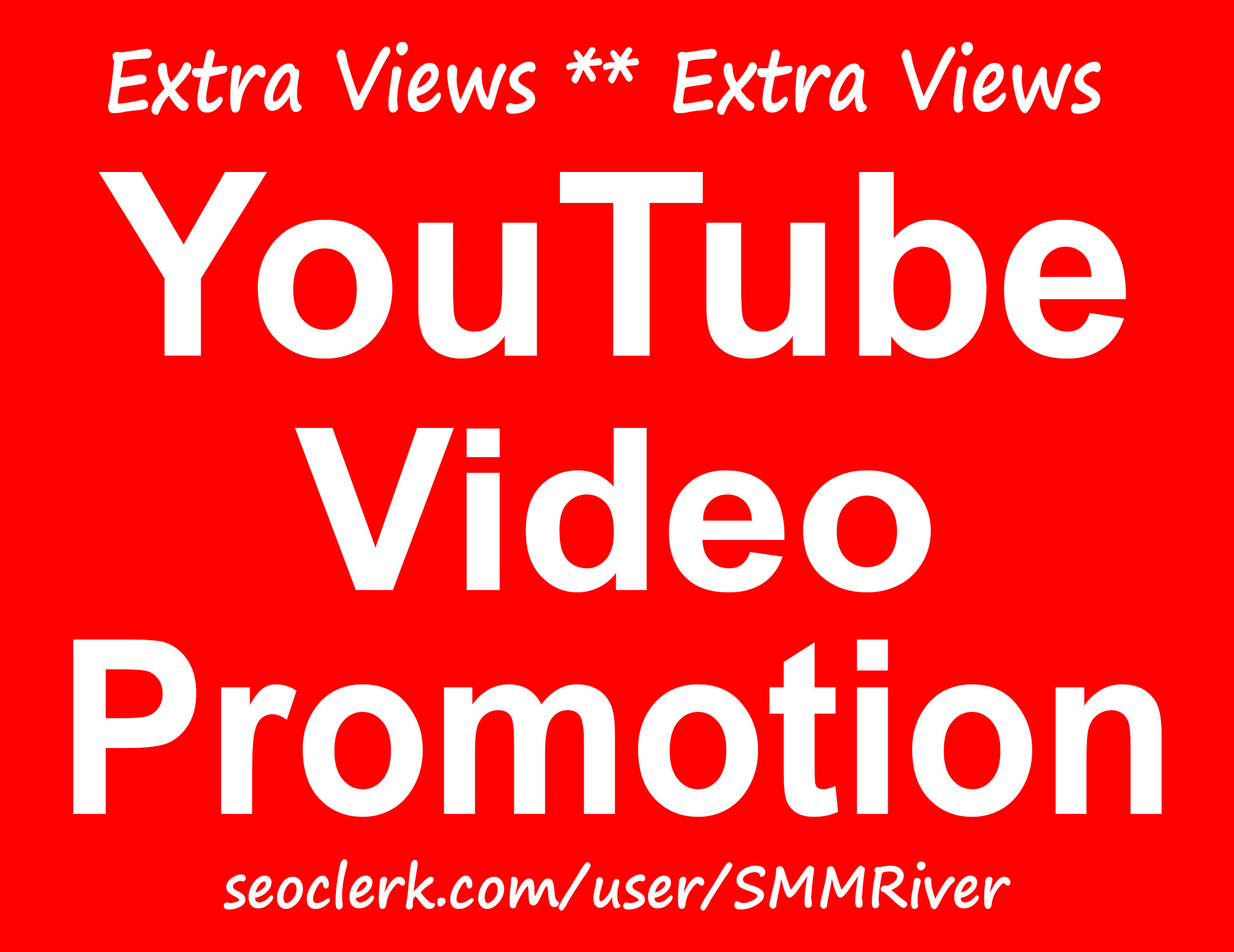 YouTube Video Promotion Real and Good For Ranking