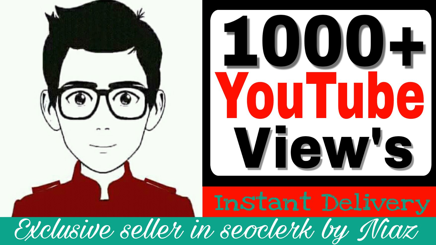 Wonderful Quick 1000+ View's non drop guaranteed with fast delivered
