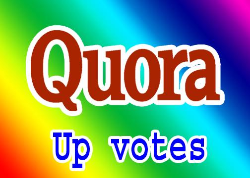 30+ HQ worldwide quora upvotes 25 follow