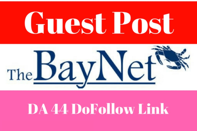 Best offer -> write and Publish A Guest Blog With Dofollow Link On Thebaynet DA 93 PA79,  PR 8