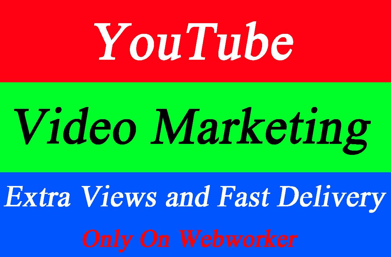Organic-YouTube-Promotion-and-marketing