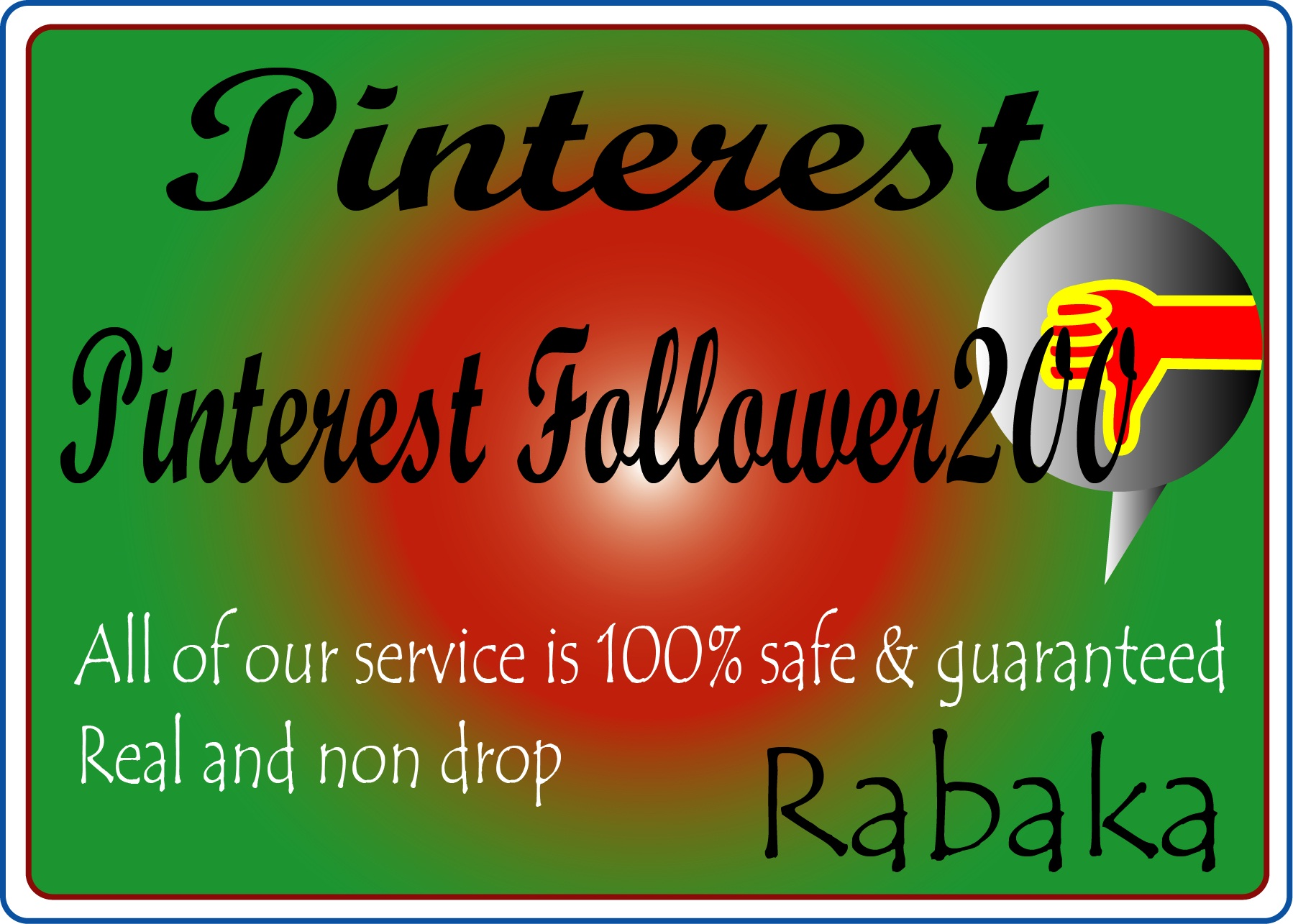 get real and non drop 340 pinterest followers high quality guaranteed