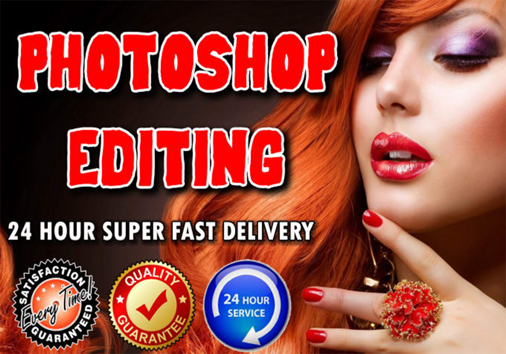 Photoshop Editing,Image Retouching Professionally