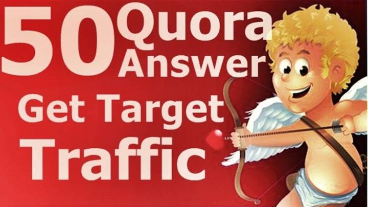 Get Real Targeted Traffic With HQ 50 Quora Answer Backlink