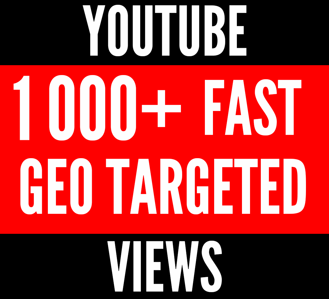 1 000+ Country Targeted Youtube shows