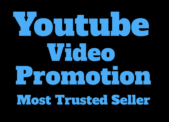 GENUINE YOU-TUBE VIDEO PROMOTION 2k