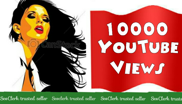Guaranteed 10,000  Youtube Views+100 Likes free Non drop