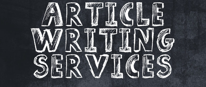 Article writing service by an Seocheckout staff member