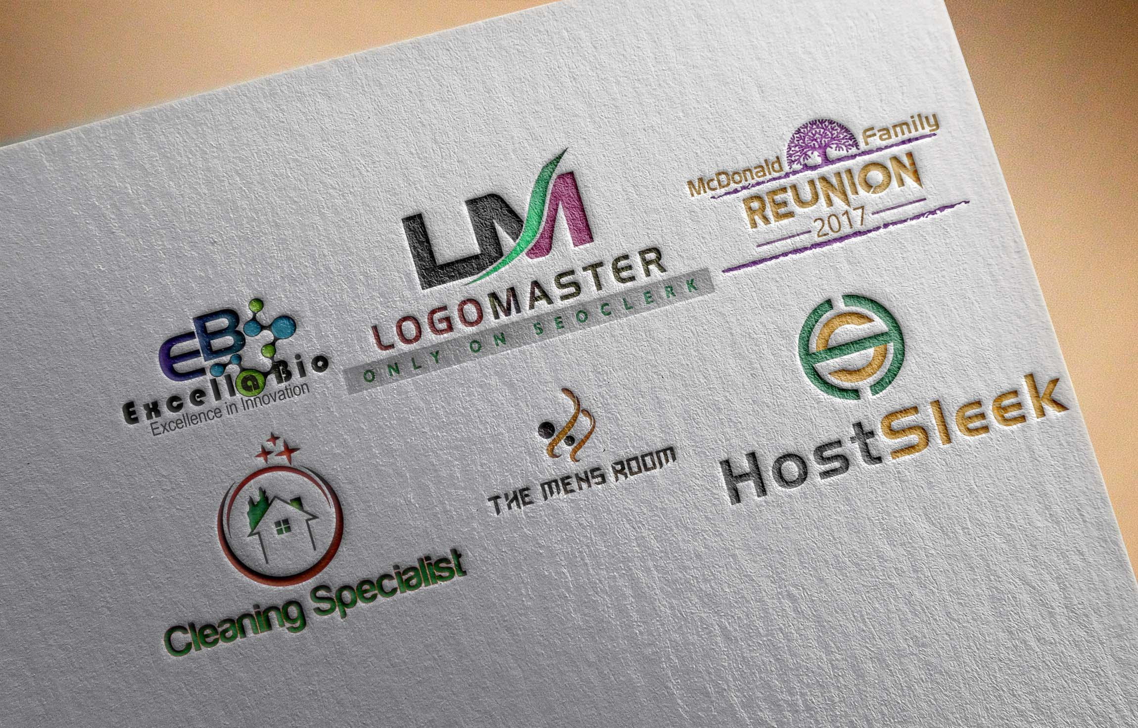 Do awesome Logo Design