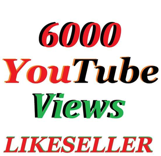 Instant start 5000 to 6000 You tube video  vie ws No Refeel 24 Hours   delivery