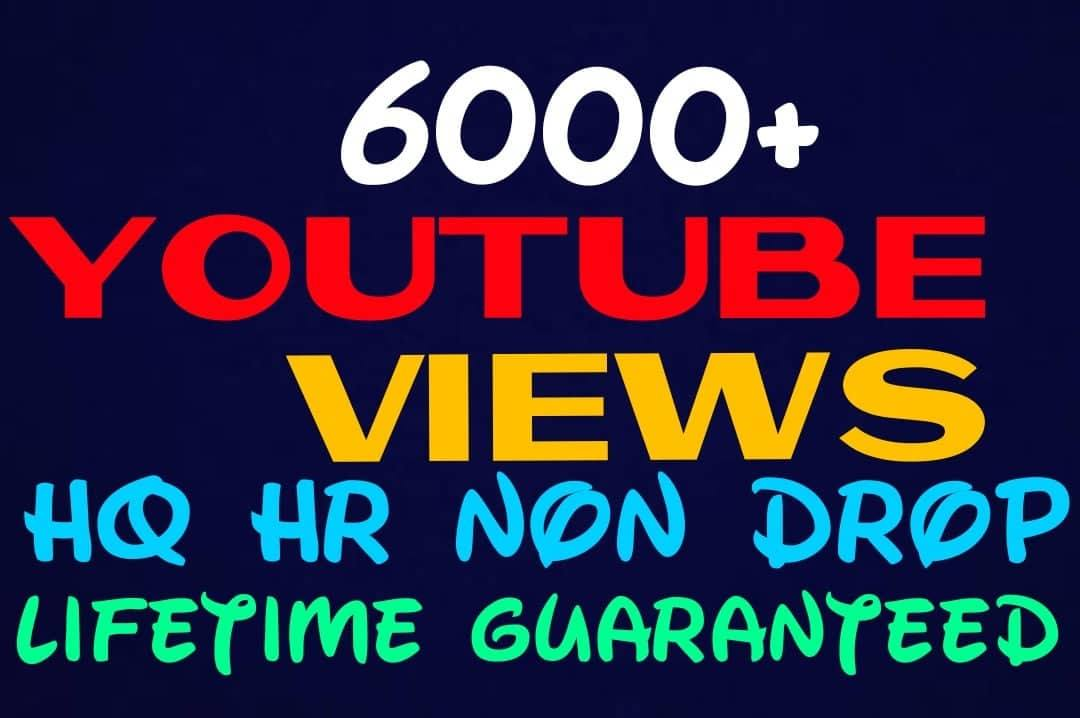 Do your video promotion with HQ, real &  active viewers