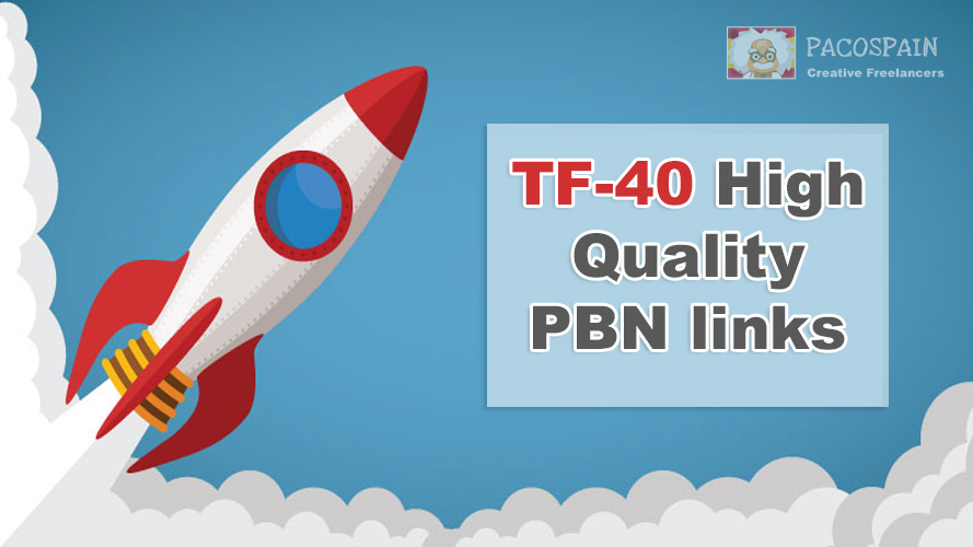 55 permanent PBN posts on high trust flow domains - TF-40
