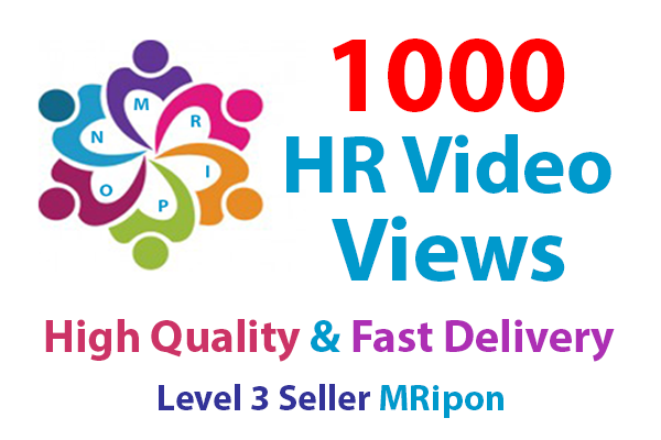 Add Instant 1000 High Retention Video Promotion