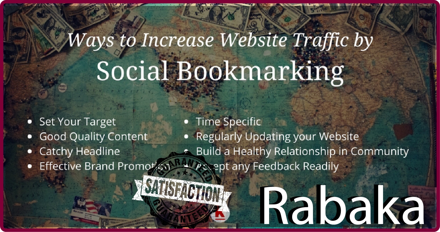 30 bast social bookmarking manually your website guarantee