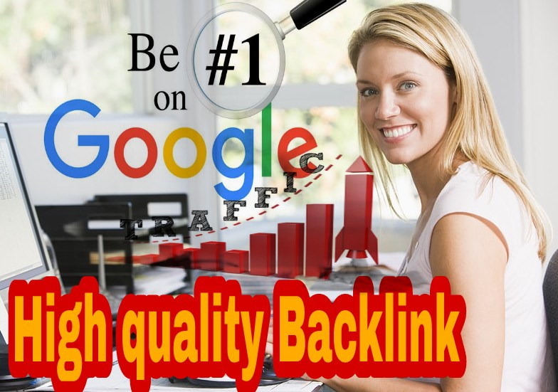 Guaranteed Google first page High Quality SEO Backlink Package