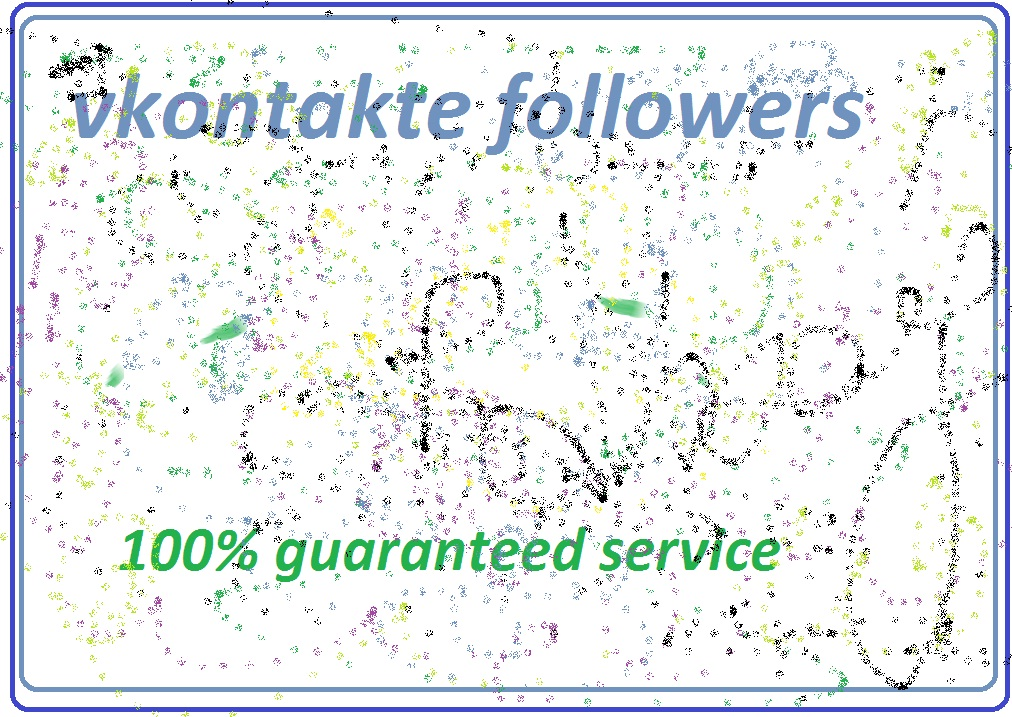 Get 420 pinterest followres or 120 worldwide  vkontakte Followers guaranteed