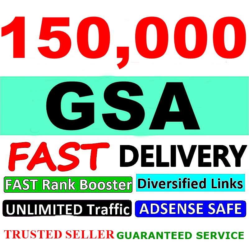 Create 150000 Verified GSA Backlinks For Instant Ranking - Get To Google Page 1 Bofore 2018
