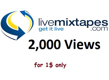 livemixtapes real 5,000 views