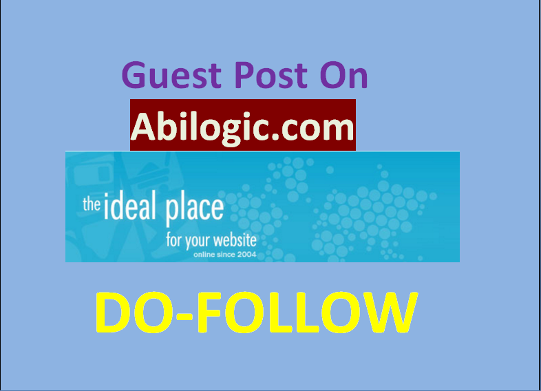 Publish HQ guest post on abilogic. com