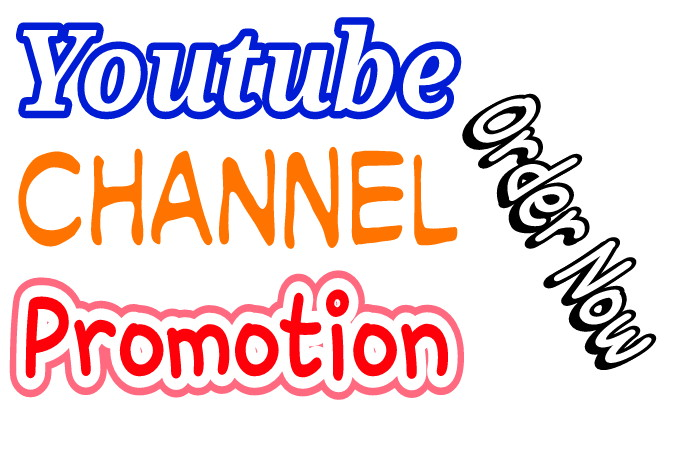 I will do perfectly Youtube promotion fast