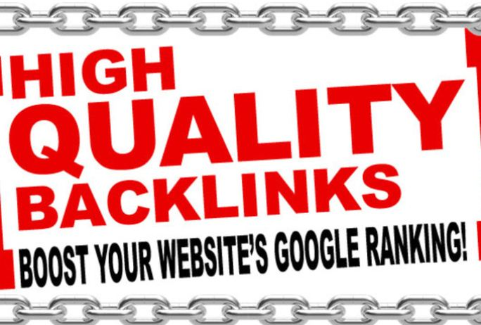 Do 10 High Quality Backlinks Domain Authority50 Plus Links