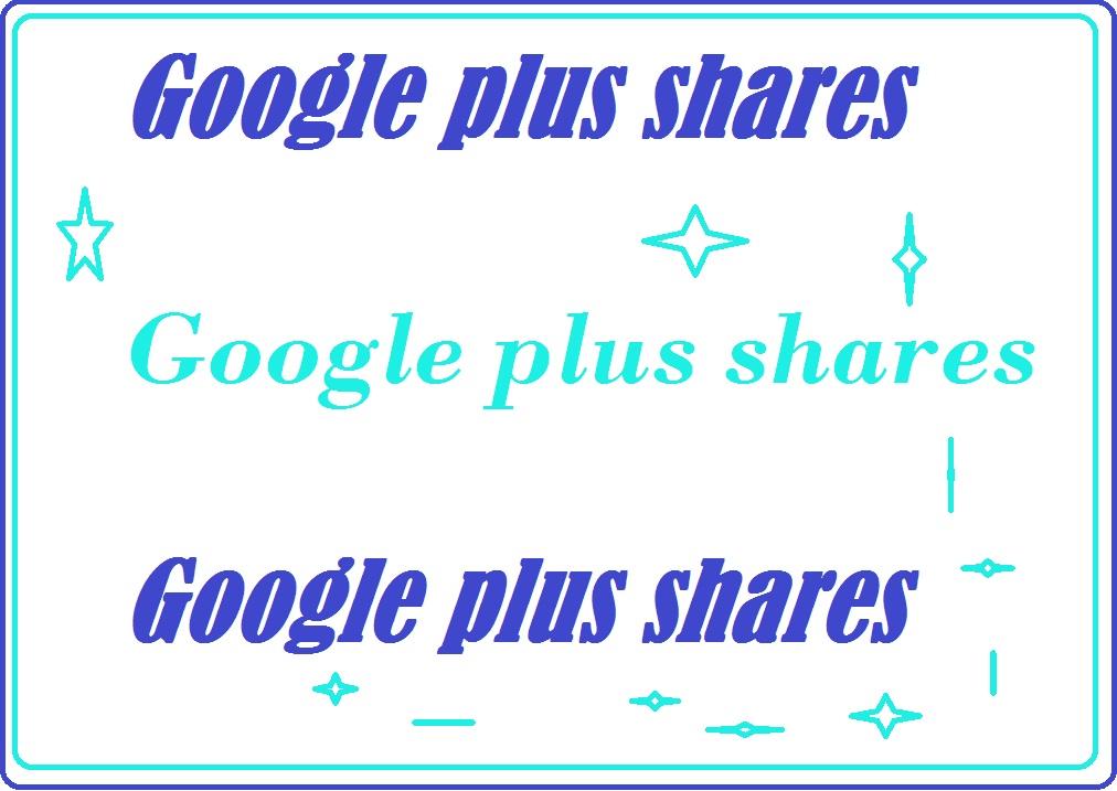 get 180 google plus shares your website google page rank safe guarantee