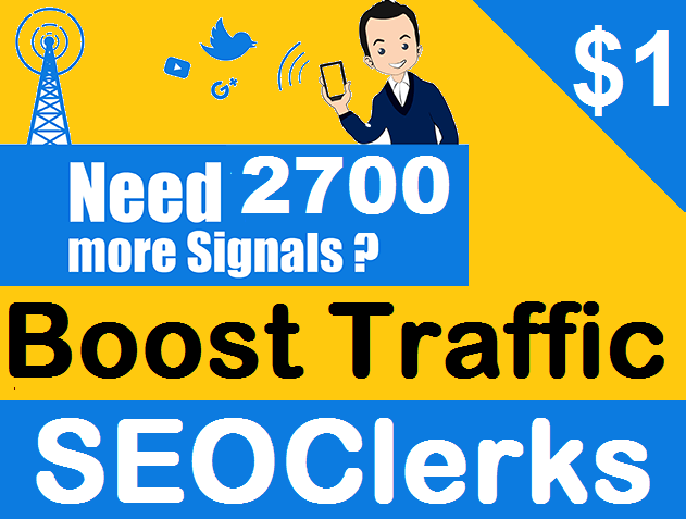 2700+ PR9 Powerful Permanent HQ Social Signals Share Video Or Website Promotion for SEO Help To Ranking