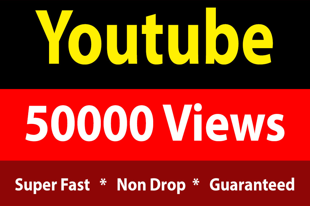 50000 High Quality Vieews Fully Safe Lifetime Guarantee