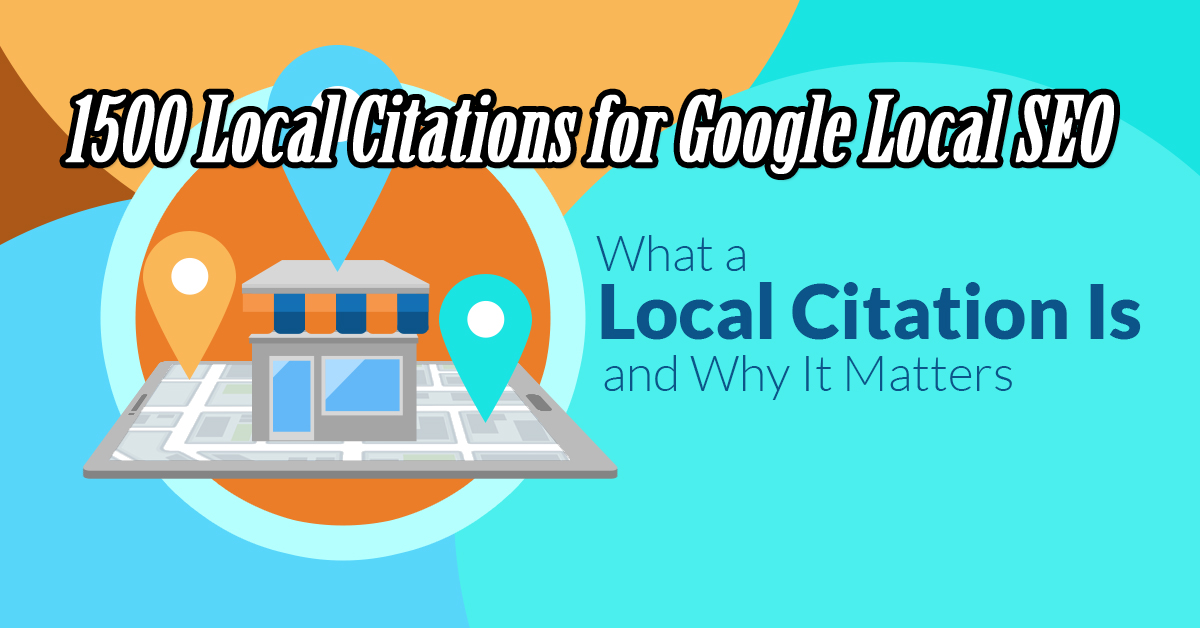 2019 Spacial Offer Create 1500 Local Citations for Google Local SEO