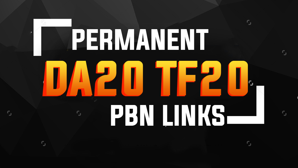 Super SEP 25 tf cf da pa homepage pbn backlinks permanent with Content