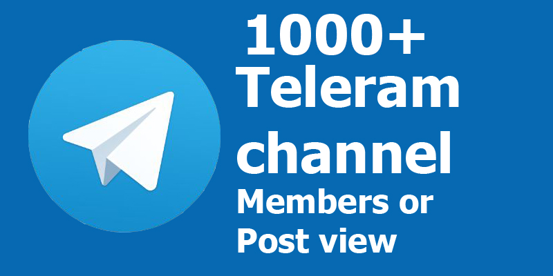 Buy Real Active 110+ Telegram Channel Members or Post vie.ws
