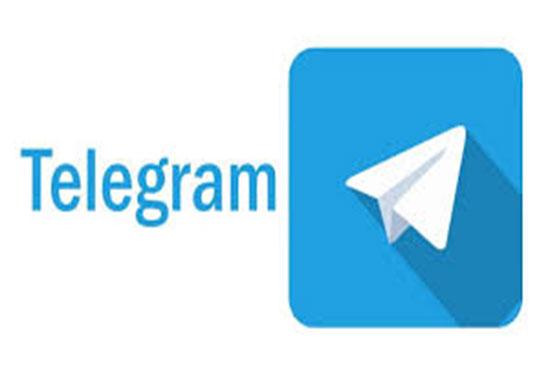 Real & Active 1500+ Telegram Channel Membr or 1000+ Gr0up Membr