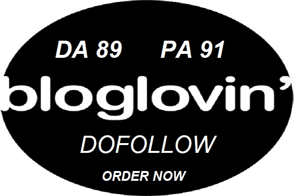 Publish Guest Post On Bloglovin Da 89 With Dofollow