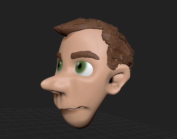 3D character modeling for what you like