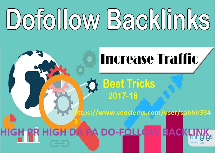 100 DO-FOLLOW BACKLINK