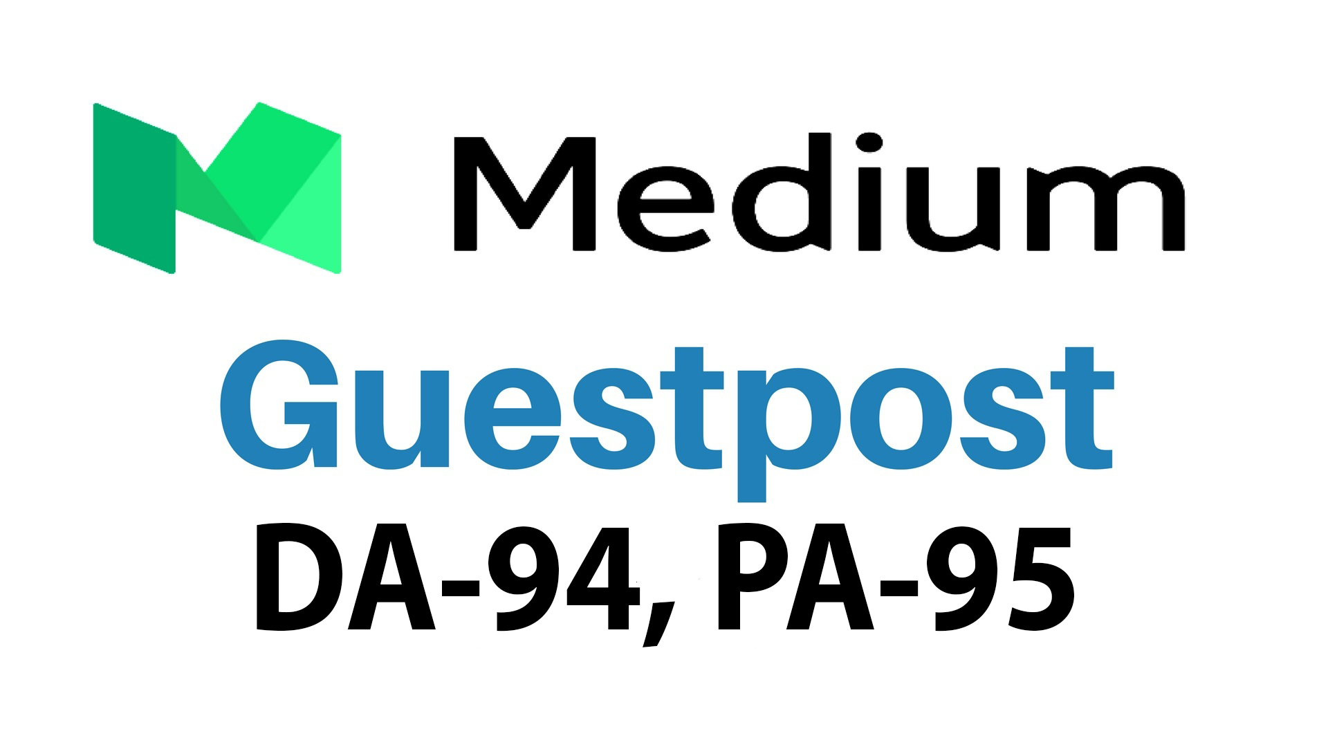 Write And Publish Guest Post On Medium. com