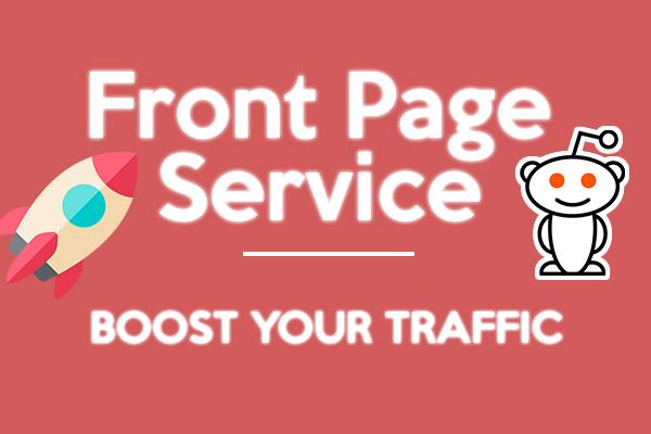 Reddit Front Page Service