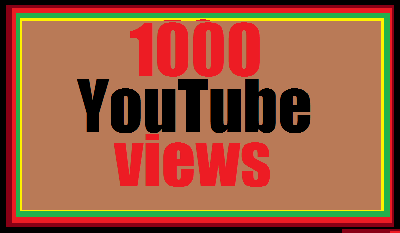 Limited offer 1000 YouTube non drop lifetime guarenteed 12-24 hours in complete