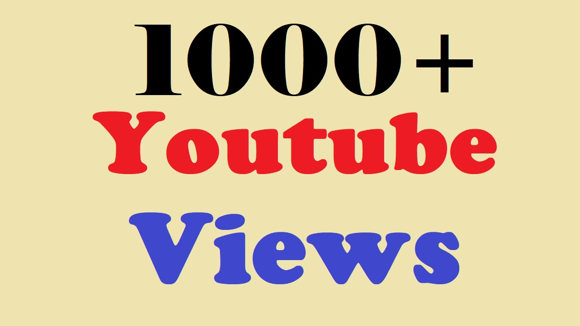 1000 HR youtube views or 300 likes