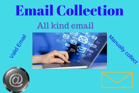 provide any email list